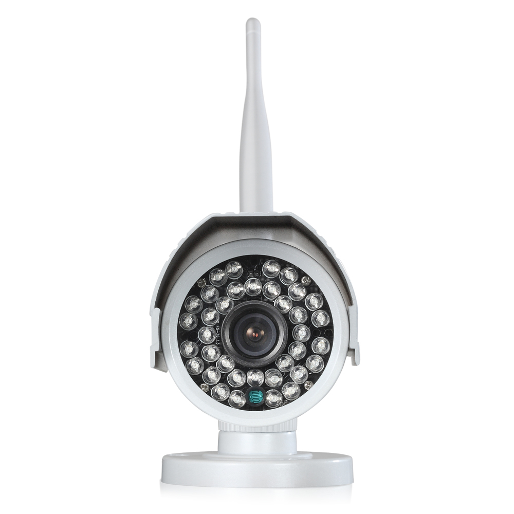 NCH0001 Outdoor Bullet IP Camera Image 1